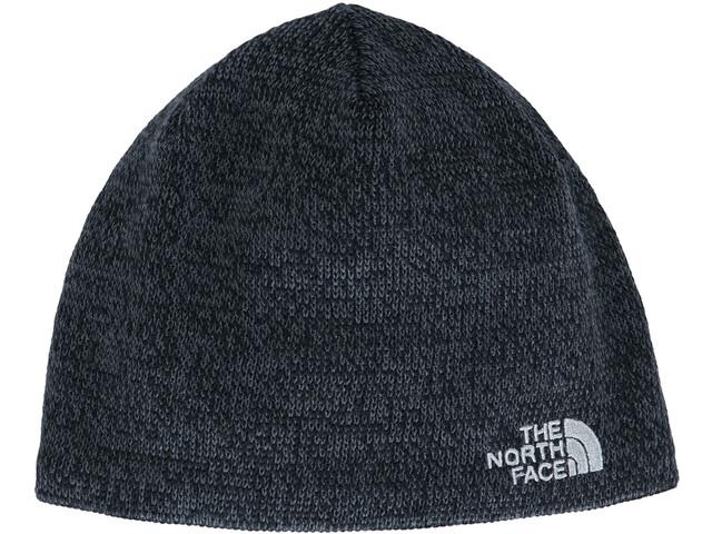 The North Face High Beanie tnf black heather